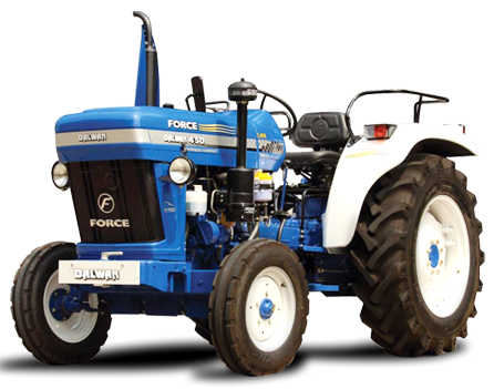 Agriculture Vehicle-Tractors-Balwan 450 (Optional Power Steering) full