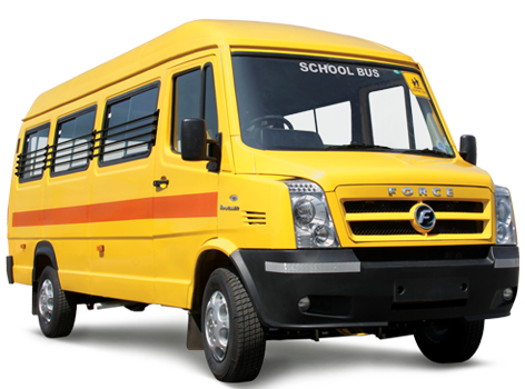 Light Commerical Vehicles-Traveller School Bus 3700(Optional with AC) full