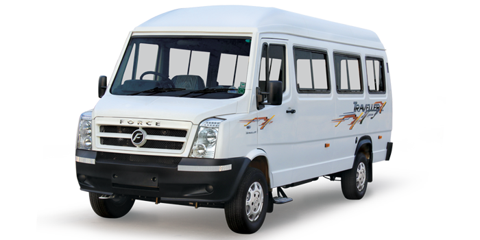 Light Commerical Vehicles-Traveller 3700 full