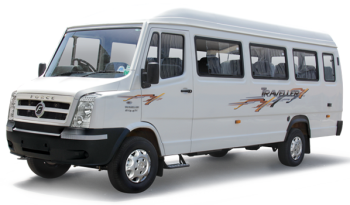 Light Commerical Vehicles-Traveller 4020 full