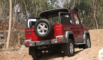Personal Vehicle-Force Gurkha full