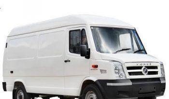 Goods Carrier – Traveller Delivery Van full